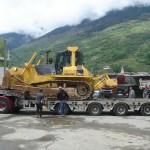 Location de bulldozer avec Chauffeur